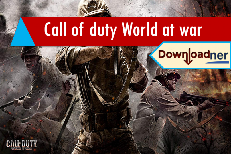 call of duty world at war free download for windows pc