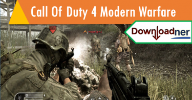 Call Of Duty 4 Modern Warfare Download Free in single direct link for Windows. It is an amazing action game.