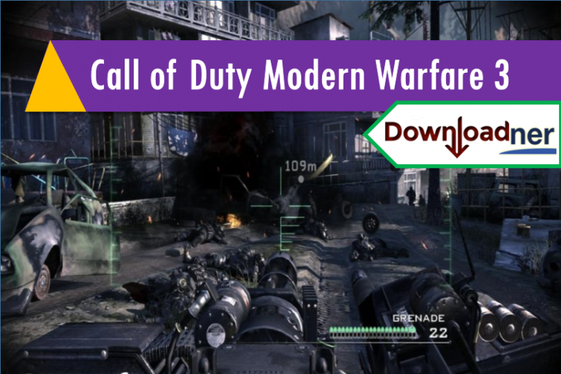 download call of duty modern warfare 3 full version