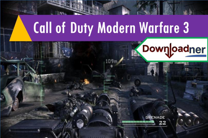 download call of duty modern warfare 3 full version