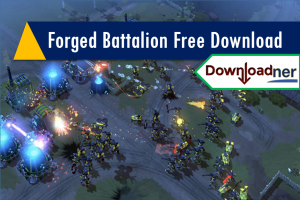 Forged Battalion Free Download PC Game setup in single direct link for Windows. It is an amazing indie, simulation and strategy game.