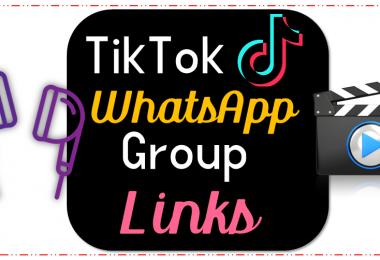 TikTok WhatsApp Groups Links