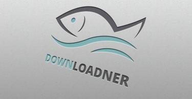 Fish Logo Mock-up Design