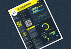 Infographics Resume Cover Image