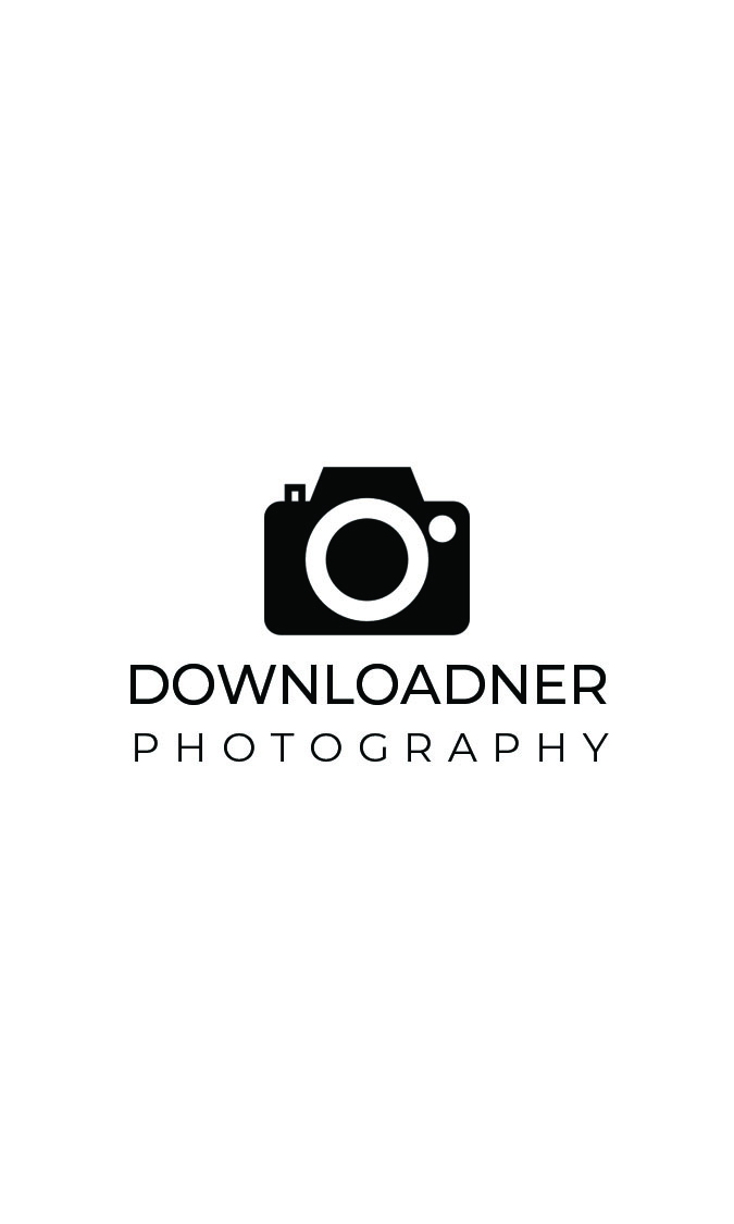 White Business Card Design For Photography Back