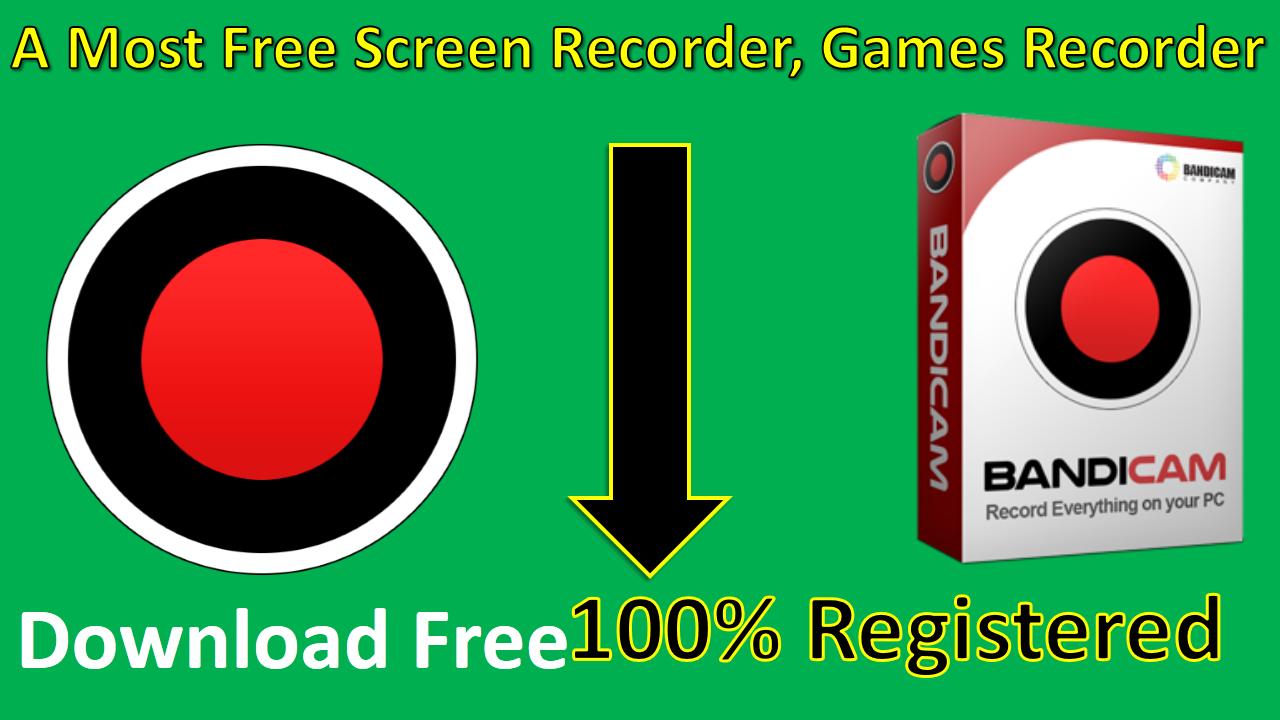 Download Bandicam Free