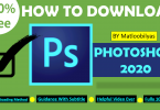Photoshop 2020 Downloading method Cover