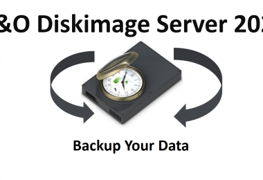 O&O DiskImage Server Post Feature